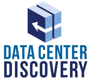 Data Center Discovery Logo on Top